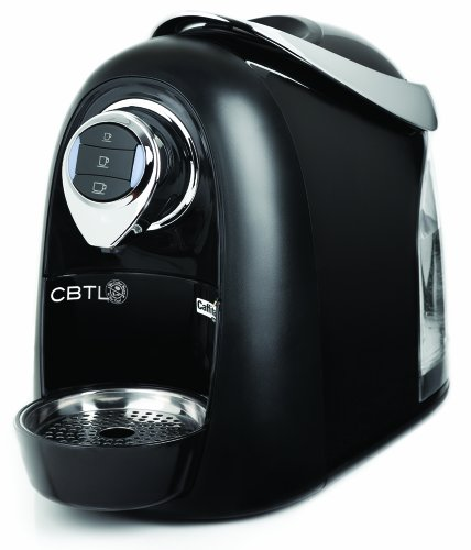 CBTL Kaldi S04 Single Cup Brewer, Black Best Deals