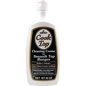 COOK TOP CLEAN 20 OZ Cook Top Clean Cream (20 oz)