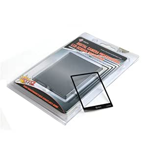 GGS LCD Optical Screen Protector For Nikon D5000