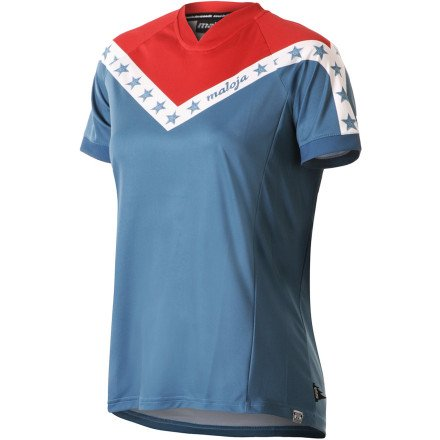 Buy Low Price Maloja AnitaM. Freeride Jersey – Short-Sleeve – Women's (B008MO0L7I)