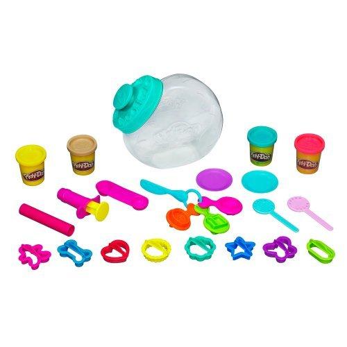 Make Play-Doh Sweet Treats! - Candy Jar