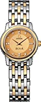 Omega Deville Prestige Ladies Watch 4370.16.00