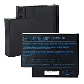 Hewlett Packard OmniBook XE4500-F4887JT Laptop Battery, Li-Ion