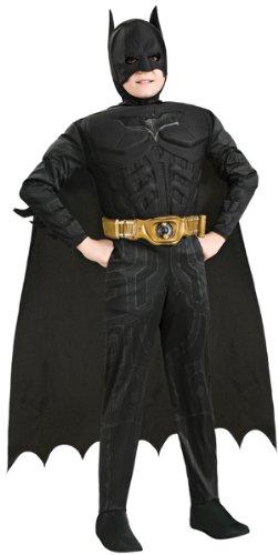 Batman Deluxe Child Small Sku-Pas568455