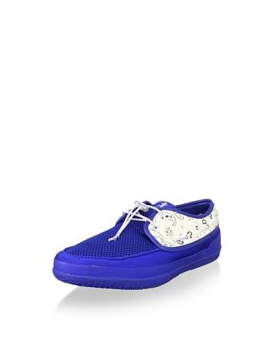 adidas Originals x Opening Ceremony Unisex Boat Swim Shoe  - Royal/Royal/White