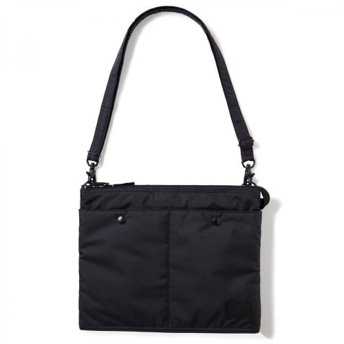 (ヘッド・ポーター) HEAD PORTER | BLACK BEAUTY | iPad SHOULDER BLACK
