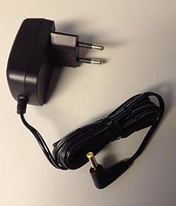 Uniden Bearcat AD-1114/1116 6V/min. 500mA Steckernetzteil für Uniden und Albrechtfunkscanner