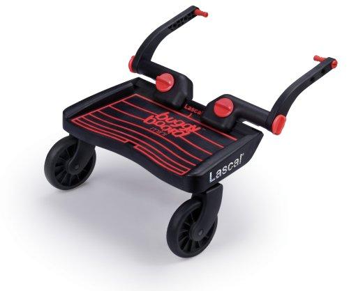 Lascal buggy board Rascal buggy Board mini universal Red