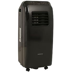 EdgeStar Smallest Footprint 10,000 BTU Portable Air Conditioner - Onyx