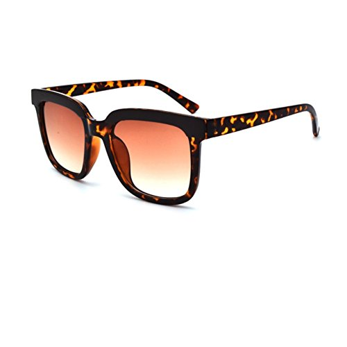 PPSTAR SG700031C4 UV400 Resin Lens Personality Women's Sunglasses,Plastic Frames Non-Polarizer (Cheetah Print Toaster compare prices)