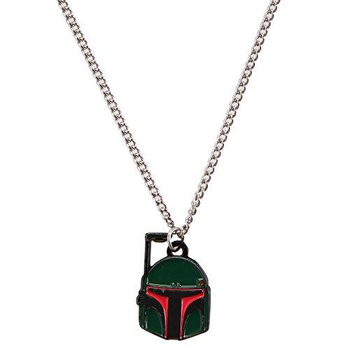 Necklace - Star Wars - Boba Fett New Anime Licensed fj10sgstw