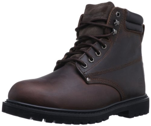 Skechers for Work Men's 76891 Foreman Storm Work Boot