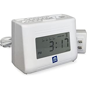 X10 MT13A 64-Event LCD Mini Timer