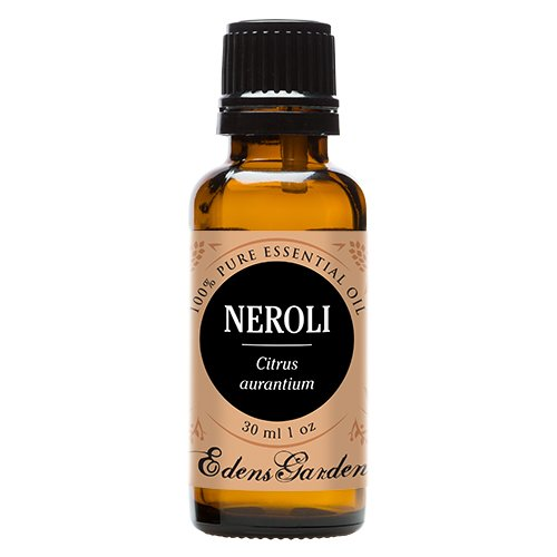 Neroli 100% Pure Therapeutic Grade Essential Oil by Edens Garden- 30 ml