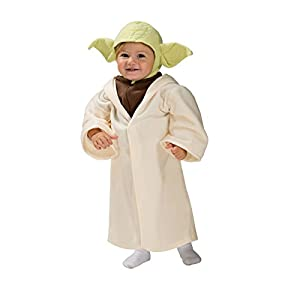 888077 (2-4 Toddler/Infant) Yoda Costume 2-4