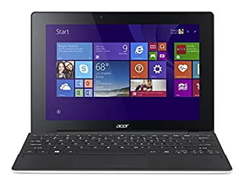 Acer Switch 10 E SW3-013 Plus Intel Atom Processor Z3735F (Up to 1.83Ghz Quad Core 2MB L2 cache) 32GB+500GB White