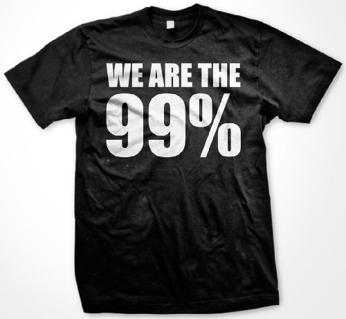 Occupy Wall Street Movement Protest Tee Shirt