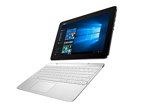 【Amazon.co.jp 限定】 ASUS ノートブック TransBook T100HA ( WIN10 Home 64Bit / インテル Atom x5-Z8500 / 10.1インチワイド / 4G / 64G / ホワイト / office mobile ) T100HA-FU026T