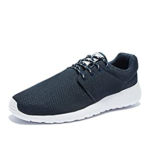 Vort Mens Breathable Mesh Comfortable Running Shoes,Walking,Running,Outdoor,Exercises,Athletic