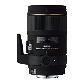 Sigma 150mm f/2.8 EX DG HSM APO HSM IF Macro