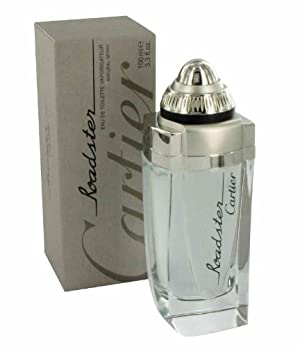 Roadster by Cartier for Men. Eau De Toilette Spray 3.3-Ounces