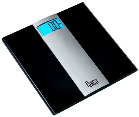 Omega Ultra Slim Digital Bathroom Scale 400 Lb Capacity Sense On Technology Ebay