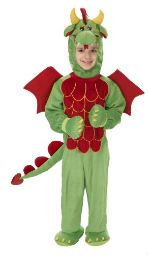 Just Pretend Kids Dragon Monster Animal Costume, Small