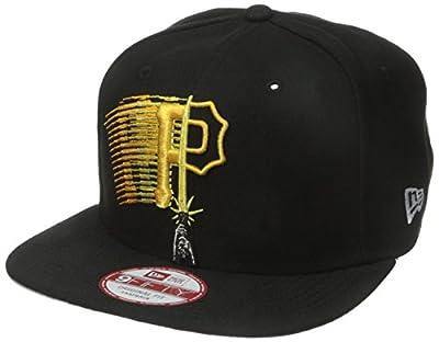 New Era Cap Men's Logo Swipe Pittsburgh Pirates Star Wars 9Fifty Snapback Cap