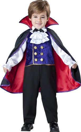 InCharacter Baby Boy's Vampire Costume