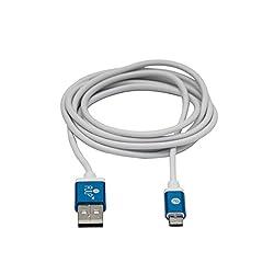 Pulp - Micro USB Data Cable for Microsoft Lumia Samsung Galaxy S4 S3 III Note 2 II Nokia Lumia HTC Xperia LG Nexus Tablets