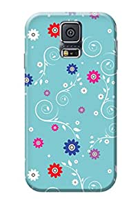 Samsung Galaxy S5 Hard Cover Kanvas Cases Premium Quality Designer 3D Printed Lightweight Slim Matte Finish Back Case for Samsung Galaxy S5