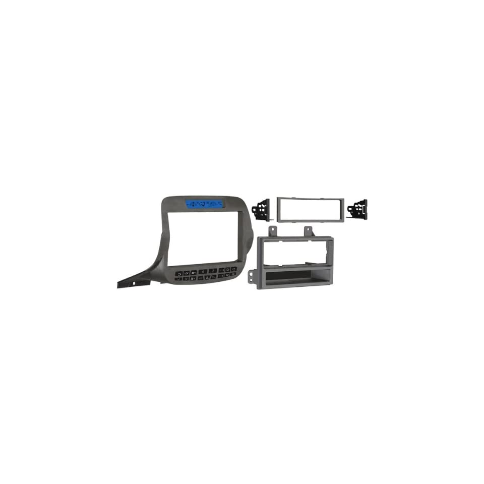 2010 Chevy Camaro Single Din Install Kit Climate Control