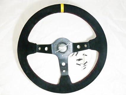 Momo Steering Wheel Suede Momo Racing Steering Wheel
