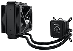 Corsair Hydro Series H80 High Performance Liquid CPU Cooler (CWCH80)
