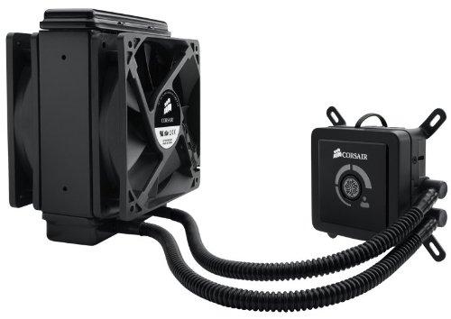 Corsair Hydro Series H80 High Performance Liquid CPU Cooler (CWCH80)