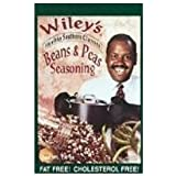 Wiley's Beans and Peas Seasoning-3 (THREE) 1 oz packets