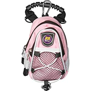 Louisiana State (LSU) Tigers Pink Mini Day Pack (Set of 2)