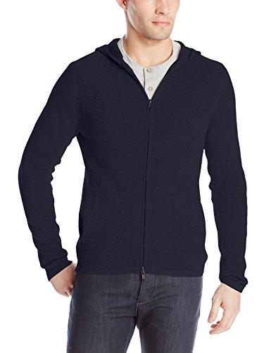 Theory Men's Melker Breach Sweater, Eclipse, Medium