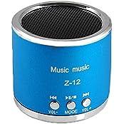 Pumsun 100 Brand New Fashionable Pratical Wireless Portable Mini Speaker FM Radio USB Micro SD TF Card MP3 Player - B01HOH0YA2