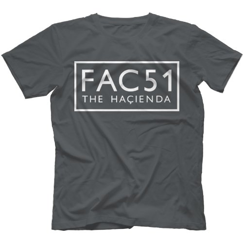 Hacienda FAC51 T-Shirt 100%