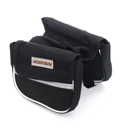 HDE® New Cycling Sport Pannier Front Sport Bag for Bike