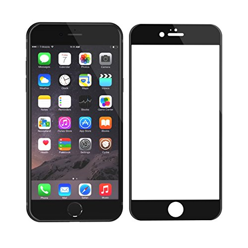 iPhone 7 Plus Screen Protector (3D), CHOETECH Apple iPhone 7 Plus 3D Full Coverage Anti Blue-ray Carbon Fiber Soft Edge 0.33mm Anti-scratch Tempered Glass Screen Protector for iPhone 7 Plus