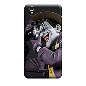 CaseLite Premium Printed Mobile Back Case Cover With Full protection For Micromax Yureka (Designer Case)