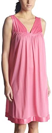 Vanity Fair Women's Coloratura Sleepwear Short Gown 30107, Perfumed Rose, X-Large