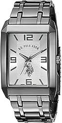 U.S. Polo Assn. Classic Men's USC80118 Analog Display Analog Quartz Black Watch