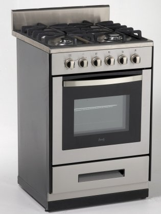 Avanti-DG2450SS-1-24-Inch-Gas-Range-Sealed-Burners-Stainless-Steel