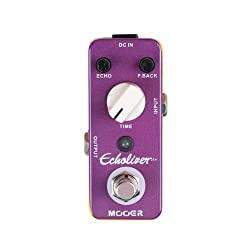 Mooer MDL3 Micro Pedal Series Echolizer Guitar Delay Effect Pedal from Mooer