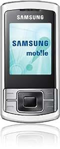 """Samsung C3050 - Móvil libre (pantalla de 2"""" 128 x 160, 21 MB de capacidad) color blanco [importado de Alemania]"""