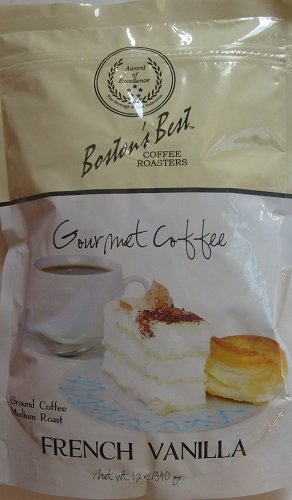 Bostons Best Gourmet French Vanilla Coffee