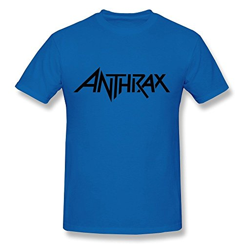 Men's Anthrax Logo T-Shirt